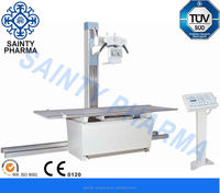 Selling 630mA High Frequency Radiography System X-ray Equipment