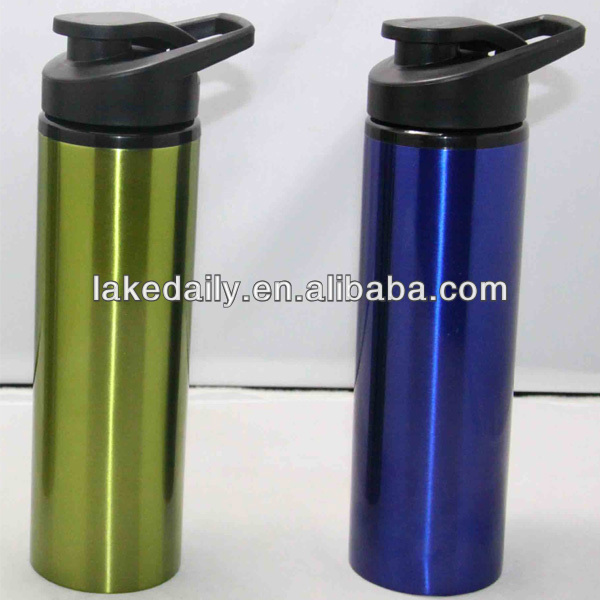 new product 18 8 304 food grade stainless steel sports water bottle
