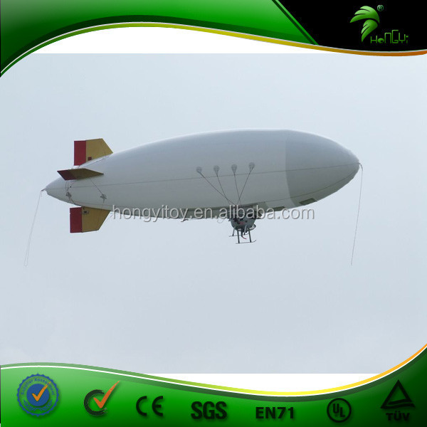 Newest Inflatable Airship ,Advertising RC Blimp Outdoor Promotion Airplane On Sale
