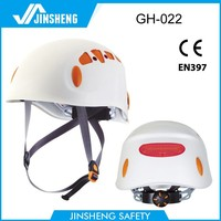 EN12492 new colorful head protective safety skateboard caving helmet