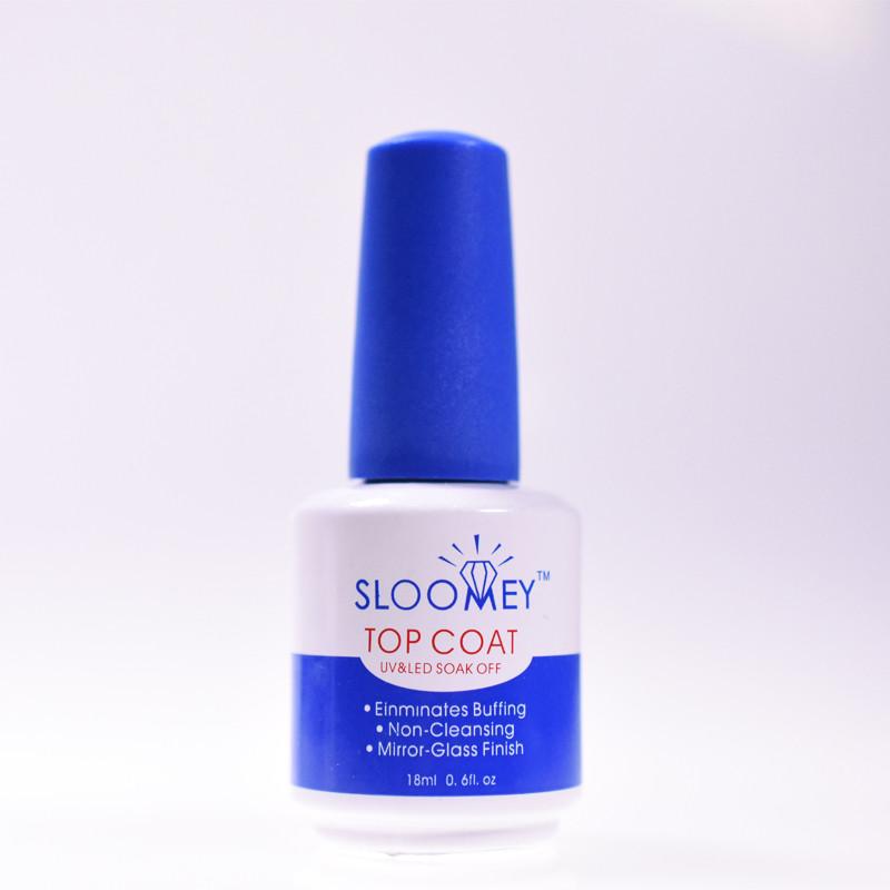 High Glossy 18ml Top Coat Nail Polish Gel Super Shine Best Price ...