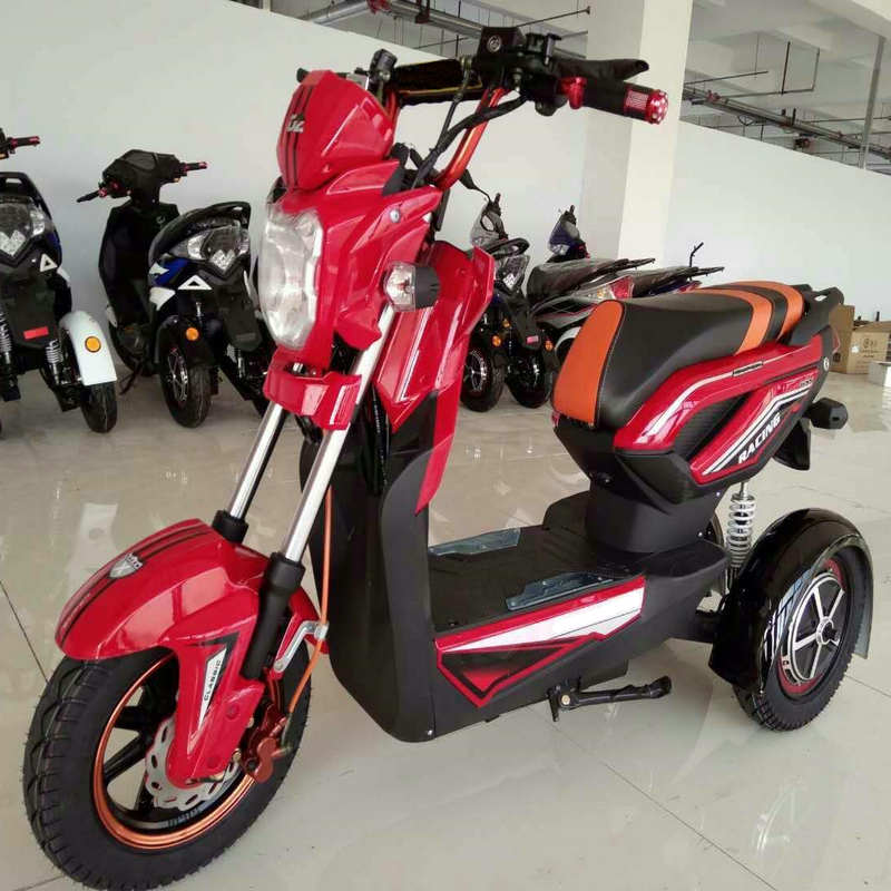 2017 New Model Three Wheel Electric Motorcycle Electric Motorcycle