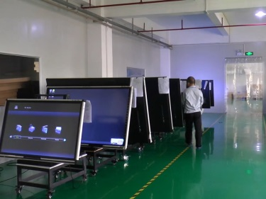 Aging Test (Touch Monitor, Touch Frame and Screen)
