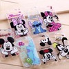 2015 hot sale soft TPU Transparent Clear cases For Sumsung Galaxy S6 Edge G9250 cartoon duck mickey minnie case cell phone cases