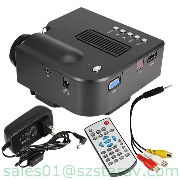 Wholesale uc28 hdmi mini pocket projector buy wholesale for Where to buy pocket projector