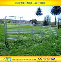 Used welded pipe galvanized sheep corral panel