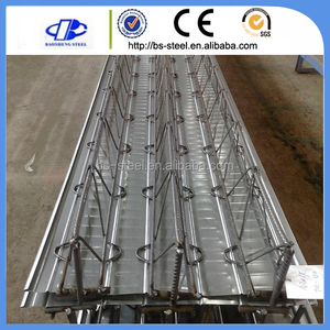 New Building Material Steel Rebar Truss Deck Slab