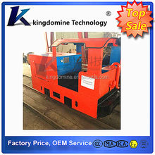 2.5T Well Used GM Mine Tunnel Diesel Locomotive