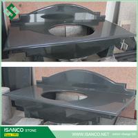 China black granite kitchen countertops,vanity top