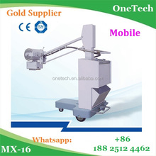 Convenient mobile hospital X ray machine / X ray diagnostic equipment / X-ray machine price attractive MX-16