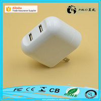Manufacturer wholesale Mobile phone and Tablet Use 5V 2A samsung travel adaptor