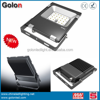 Streamline stylelish design flood light with PhilipsSMD ip65 waterproof Sosen CE TUV driver floodlight 10w 20w 30w led flood lig