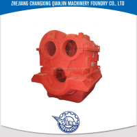 China GWC construction machinery marine stainless steel sand casting