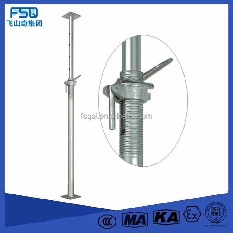 Low Price Scaffolding Construction Materials Scaffolding Hand Operated Screw Jack