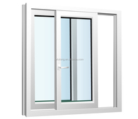 China hot sale 80 sliding windows and doors plastic pvc profile/ pvc profile window/ plastic window profile