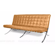 Hot sale professional production barcelona 3 seater sofa