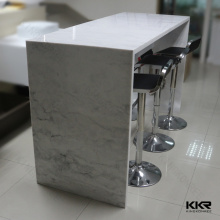 Solid surface cashier table/ bar counter