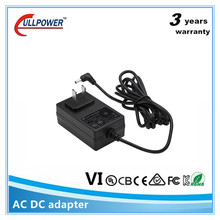 wall mounted type 230v 50hz 12v adapter 1a with UL CE SAA approved
