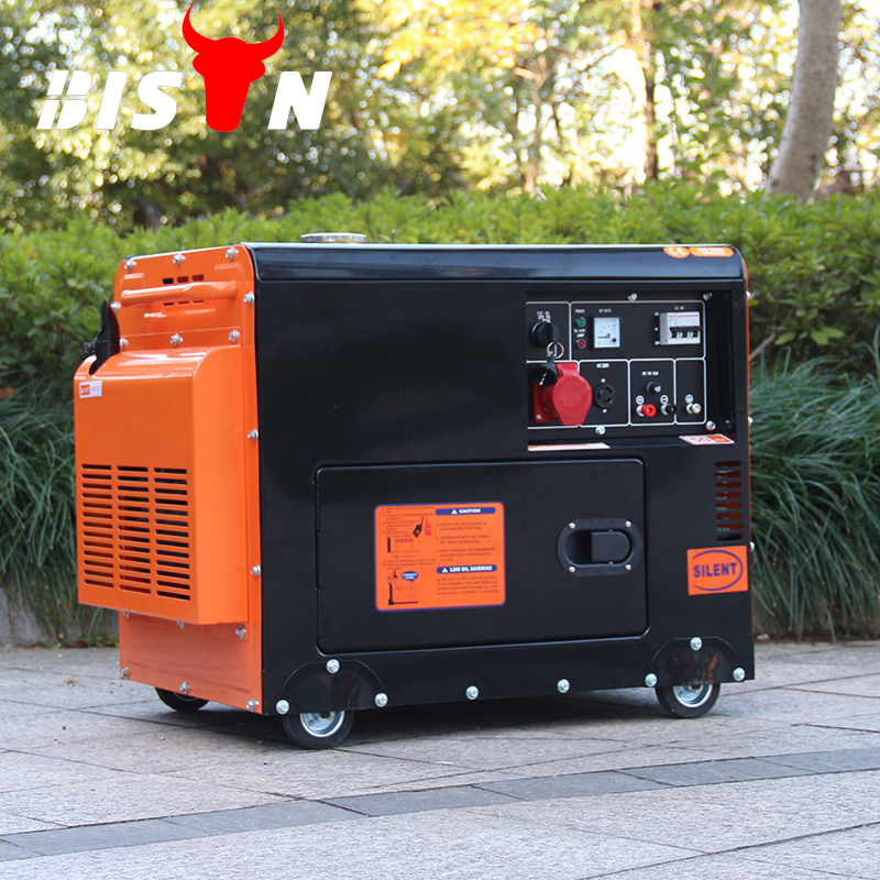 BISON(CHINA) Generator Diesel 3kva With Price For Diesel Generator Dealer China Price