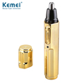 Hot Sale Kemei KM6616 Wholesale Professional Rechargeable Nose and Ear Trimmer with Factory Price