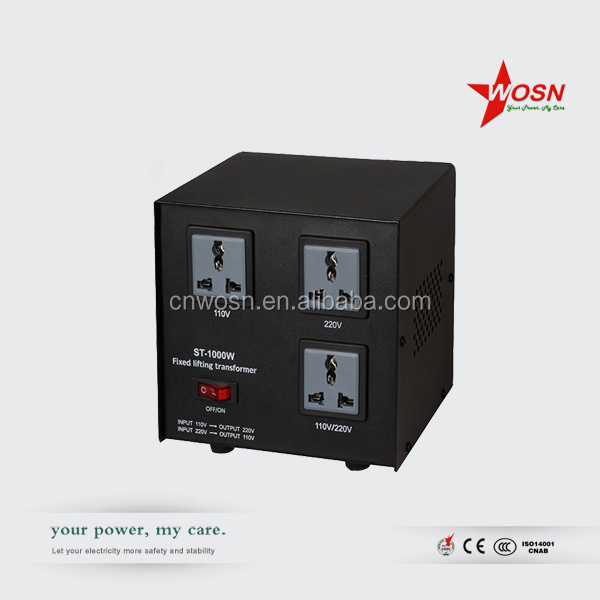 110v to 220v ac Step up down voltage converter 1000W , Heavy duty transformer for continuous use