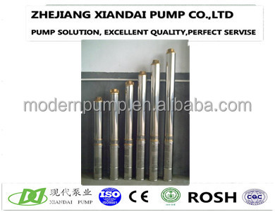 4SP3 series submersible deep well pump