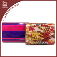New design for acrylic box clutch