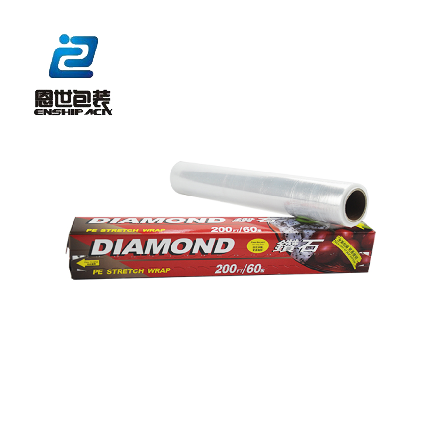 Jumbo roll glad cling wrap best fresh cling film