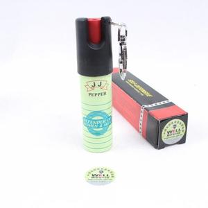 The newest pepper spray keychain Self-defense gas