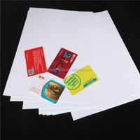 Buy PVC card material A4 size in China on Alibaba.com