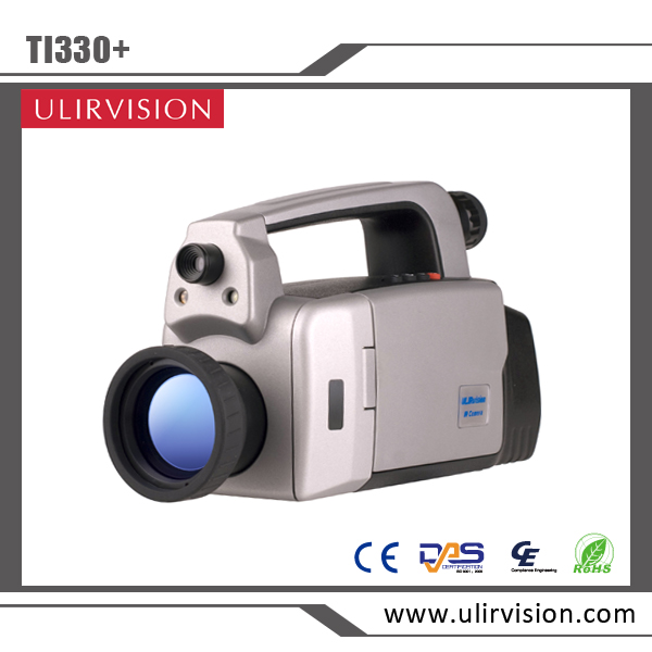 CH4 Gas Thermal Imaging Camera Gas Infrared Camera TI330+ for CH4 Gas Leaks Detection