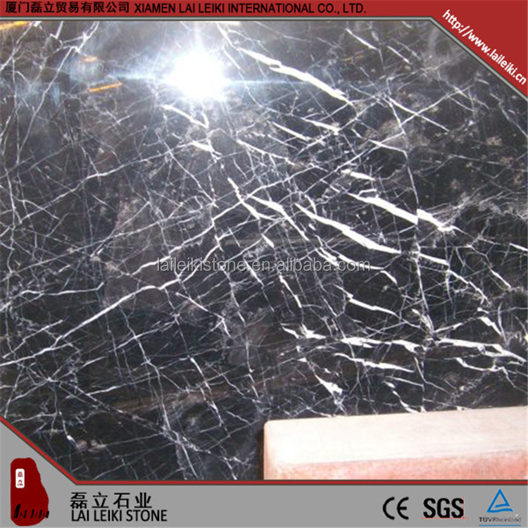 Simple design honed black marble floor tiles design pictures floor tiles design pictures