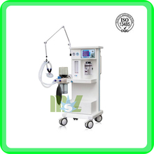 (MSLGA02 New and Cheap Medical Sevoflurane Anesthesia or Other Gas Anesthesia ventilator) Anesthesia Machine
