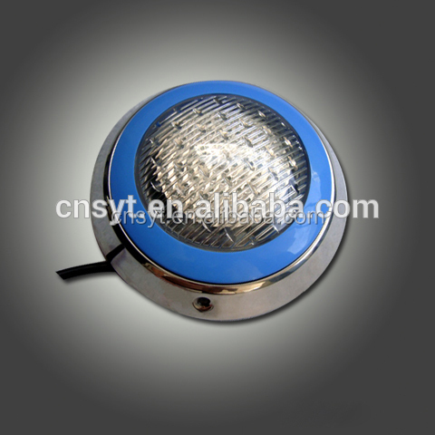 12W 18W 27W 36W 54W RGB Led Pool Light 12V IP68 Waterproof Wall mounted Swimming Fountain Lights CE RoHS