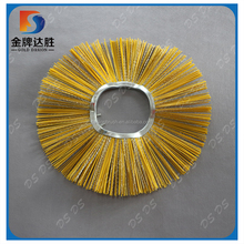 Manufacturer Road Cleaning Wave Ring Snow Sweeper Brush