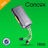 China Manufacturer Hot Sell Gps Gsm Sim Card Tracker Form Concox With CE TR06 Original!