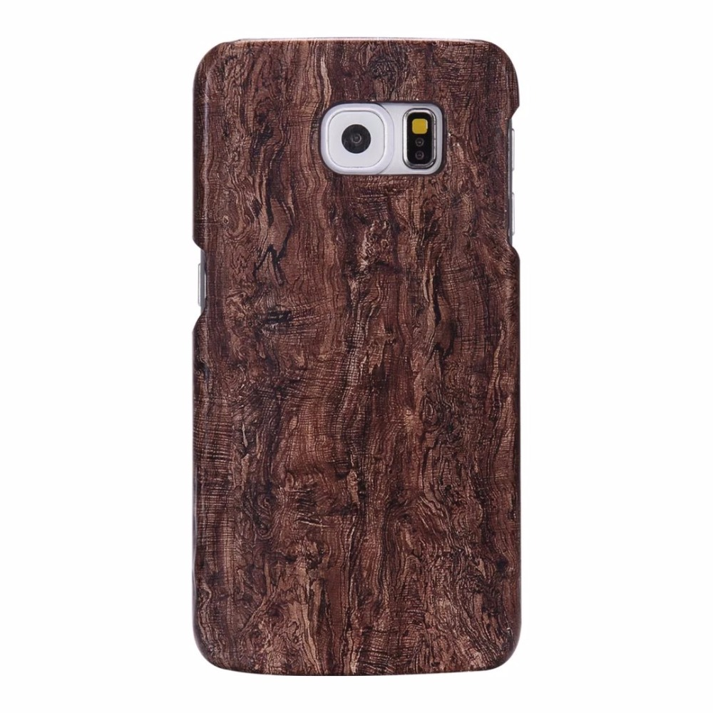 New Wood Luxury Moblie Phone Case for iphone 5s 6s 7 plus Protective natural Original Bamboo Back Cover for Samsung Galaxy S6 S7