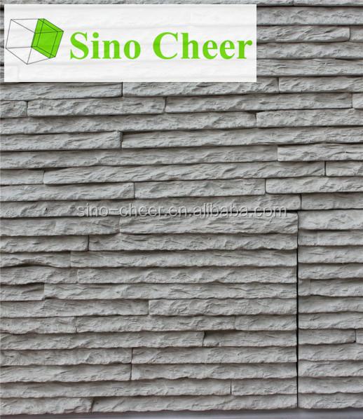 Imitaci n de piedra piedra revestimiento panel de ladrillo - Revestimiento imitacion ladrillo ...