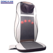 Electric Chair Multi Function Massage Cushion With Heating