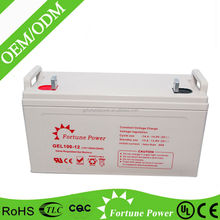 CE 12v 100ah storage valve lead acid rechargeable small battery 100ah 7ah 12ah etc