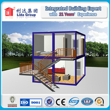 Instal it yourself container house