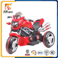 Cheap motorcycle 3 wheels electric motorcycle motor battery motorcycle kids