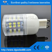 Great light fashion product g4 9 smd 5050 led camper marine light bulb 12vdc 100lm