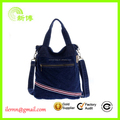 Fashion waterproof demin shoulder bag