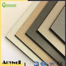 Amywell CE certificate fire retardant Formica hpl phenolic 3mm compact laminate