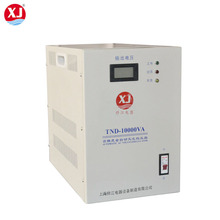 XIUJIANG 10KVA Single Phase servo motor automatic voltage regulator stabilizer with factory price