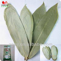 Bamboo leaves timber raw material