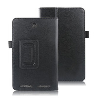 Flip Litchi Grain Leather Stand Cover Case For Acer Iconia Tab 7 A1-713
