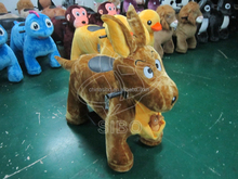 GM59 china supplier children's toys walking animal rides mechanical horse for sale