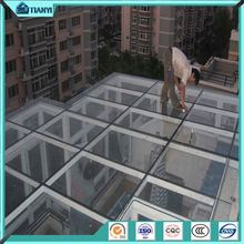 Factory Design Aluminum Sun Shades Outdoor Glass Room
